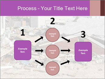 After more than a month from Hurricane Sandy PowerPoint Templates - Slide 92