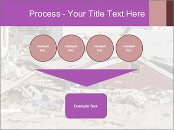 After more than a month from Hurricane Sandy PowerPoint Templates - Slide 93