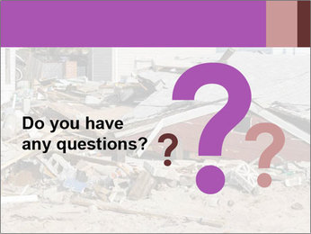 After more than a month from Hurricane Sandy PowerPoint Templates - Slide 96