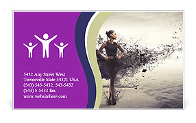 0000086152 Business Card Template