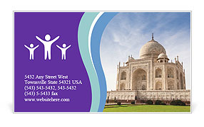 0000086176 Business Card Template
