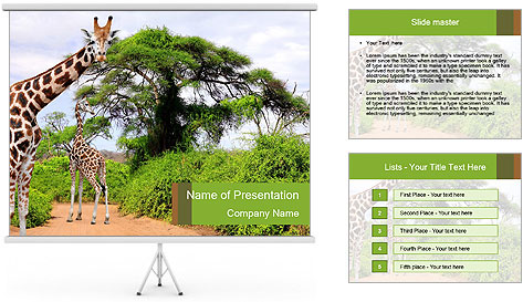 0000086195 PowerPoint Template