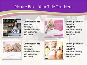 Fashion designer PowerPoint Templates - Slide 14