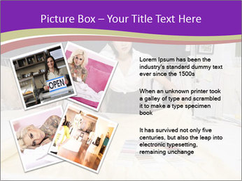 Fashion designer PowerPoint Templates - Slide 23