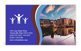 0000086204 Business Card Template