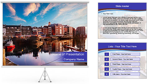 0000086204 PowerPoint Template