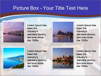 First light on the tugboats PowerPoint Templates - Slide 14