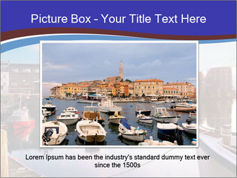 First light on the tugboats PowerPoint Template - Slide 15