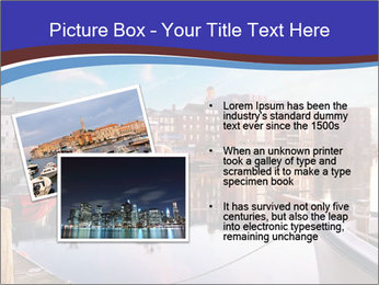 First light on the tugboats PowerPoint Template - Slide 20