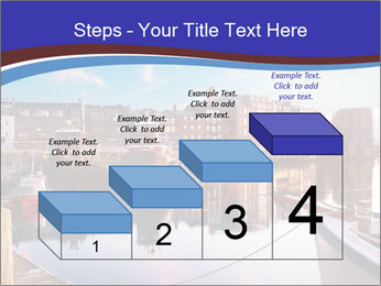 First light on the tugboats PowerPoint Template - Slide 64