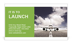 0000086207 Business Card Template