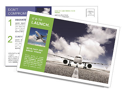 0000086207 Postcard Template
