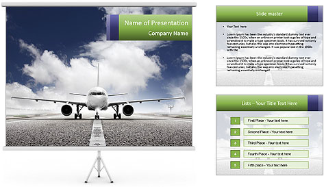 0000086207 PowerPoint Template