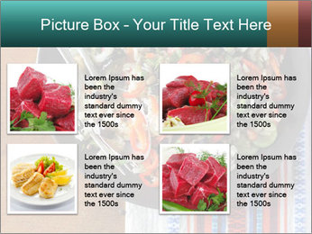Fresh healthy juicy vegetables PowerPoint Templates - Slide 14