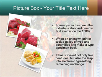 Fresh healthy juicy vegetables PowerPoint Templates - Slide 17