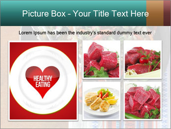 Fresh healthy juicy vegetables PowerPoint Templates - Slide 19