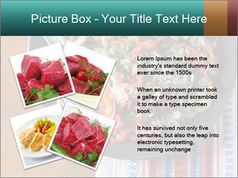 Fresh healthy juicy vegetables PowerPoint Templates - Slide 23