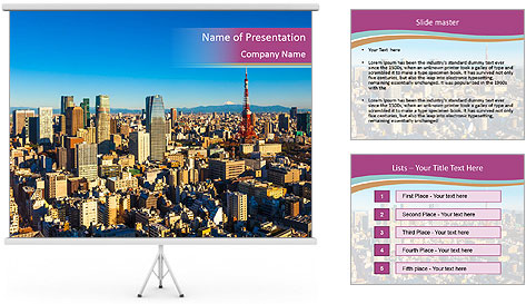 0000086256 PowerPoint Template
