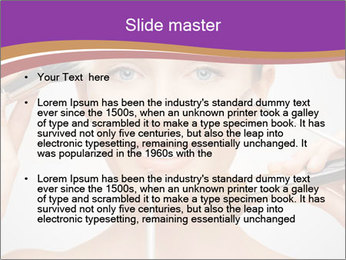0000086269 PowerPoint Templates - Slide 2
