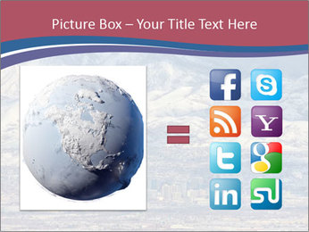 Salt Lake City Utah USA PowerPoint Templates - Slide 21