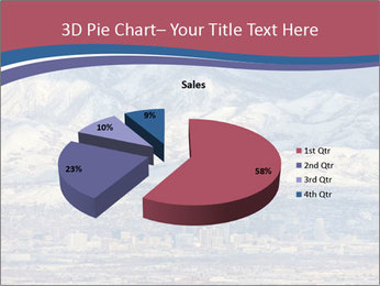 Salt Lake City Utah USA PowerPoint Templates - Slide 35