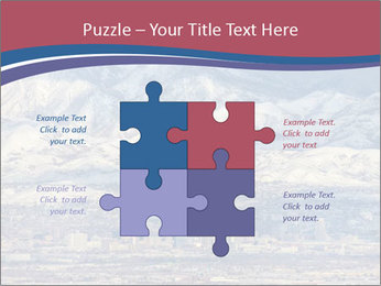 Salt Lake City Utah USA PowerPoint Templates - Slide 43