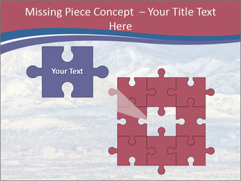 Salt Lake City Utah USA PowerPoint Templates - Slide 45