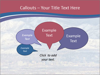 Salt Lake City Utah USA PowerPoint Templates - Slide 73
