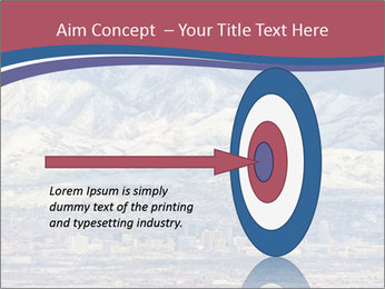 Salt Lake City Utah USA PowerPoint Templates - Slide 83