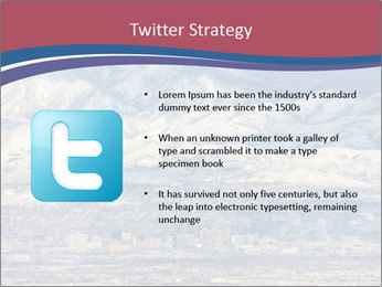Salt Lake City Utah USA PowerPoint Templates - Slide 9