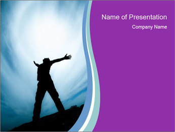 0000086286 PowerPoint Template - Slide 1