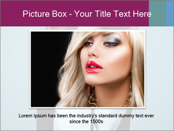 Beautiful sexy girl PowerPoint Templates - Slide 15