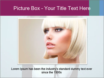 Beautiful sexy girl PowerPoint Templates - Slide 16