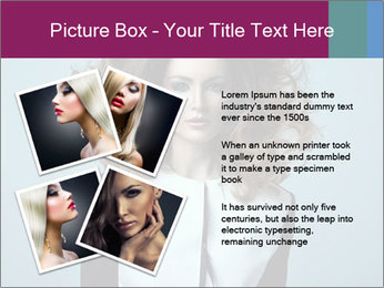 Beautiful sexy girl PowerPoint Templates - Slide 23