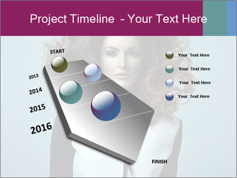 Beautiful sexy girl PowerPoint Templates - Slide 26