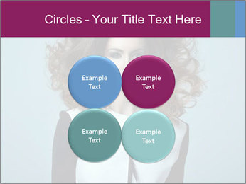 Beautiful sexy girl PowerPoint Templates - Slide 38