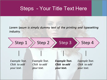 Beautiful sexy girl PowerPoint Templates - Slide 4