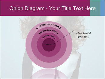 Beautiful sexy girl PowerPoint Templates - Slide 61