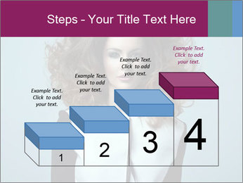 Beautiful sexy girl PowerPoint Templates - Slide 64