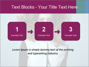 Beautiful sexy girl PowerPoint Templates - Slide 71
