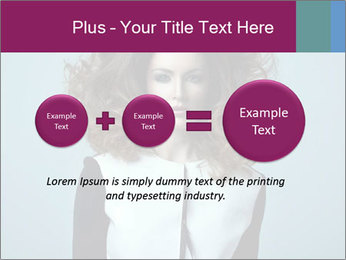 Beautiful sexy girl PowerPoint Templates - Slide 75
