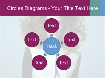 Beautiful sexy girl PowerPoint Templates - Slide 78