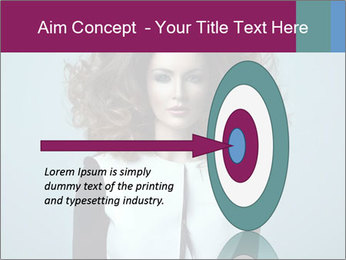 Beautiful sexy girl PowerPoint Templates - Slide 83