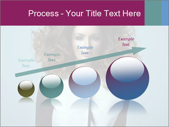 Beautiful sexy girl PowerPoint Templates - Slide 87