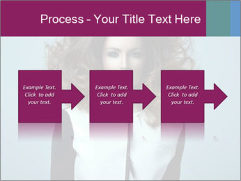 Beautiful sexy girl PowerPoint Templates - Slide 88