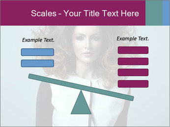 Beautiful sexy girl PowerPoint Templates - Slide 89