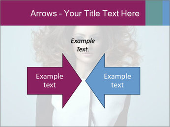 Beautiful sexy girl PowerPoint Templates - Slide 90