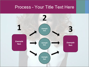 Beautiful sexy girl PowerPoint Templates - Slide 92