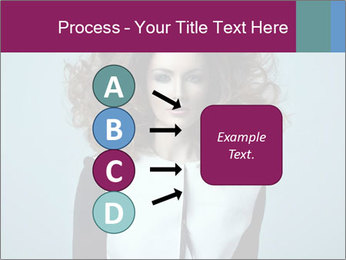 Beautiful sexy girl PowerPoint Templates - Slide 94