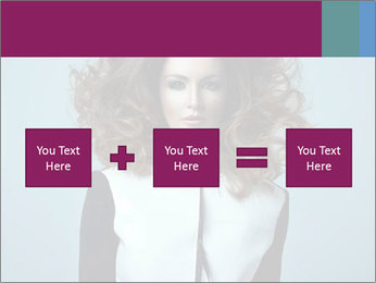 Beautiful sexy girl PowerPoint Templates - Slide 95